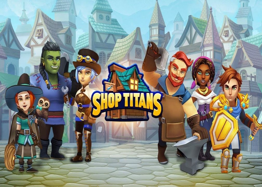 Shop Titans Design Trade Money Mod Download Apk Design Trade Best Mods Mod