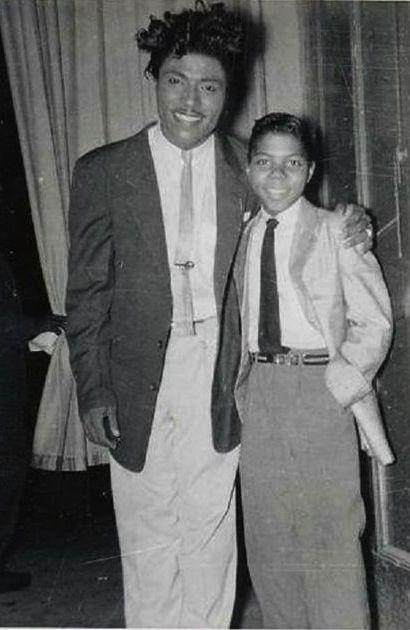 Little Richard Frankie Lymon Jml Black