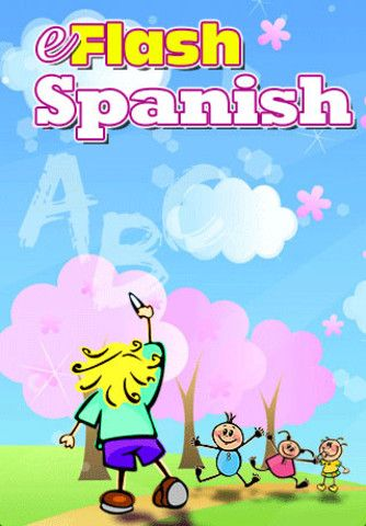Spanish Baby Flash Cards App Free! Over 450