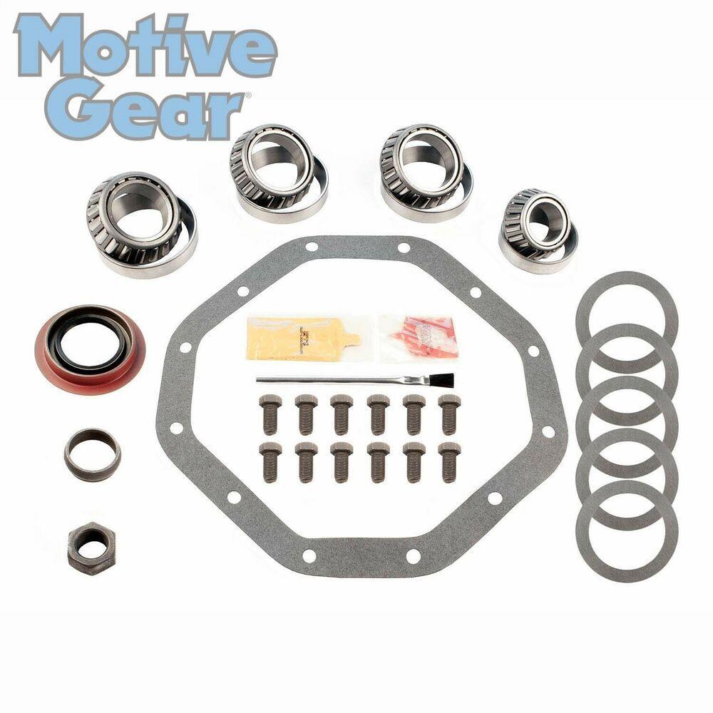 Ad Ebay R9 25rmkt Motive Gear Performance Differential R9 25rmkt Master Bearing Kit Aftermarket Truck Parts Motives Manual Transmission