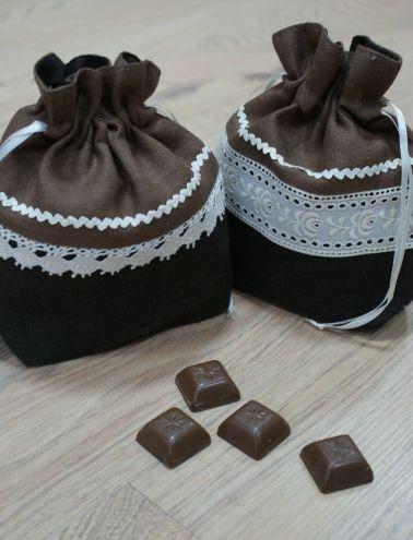 Packing-bag.... by SandraStJu - reminds me of gingerbread decorating