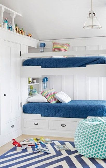 Small Double Decker Beds Bedroom Decorating Ideas In 2019 Bunk