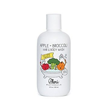 Pleni Naturals- Apple + Broccoli Hair & Body Wash