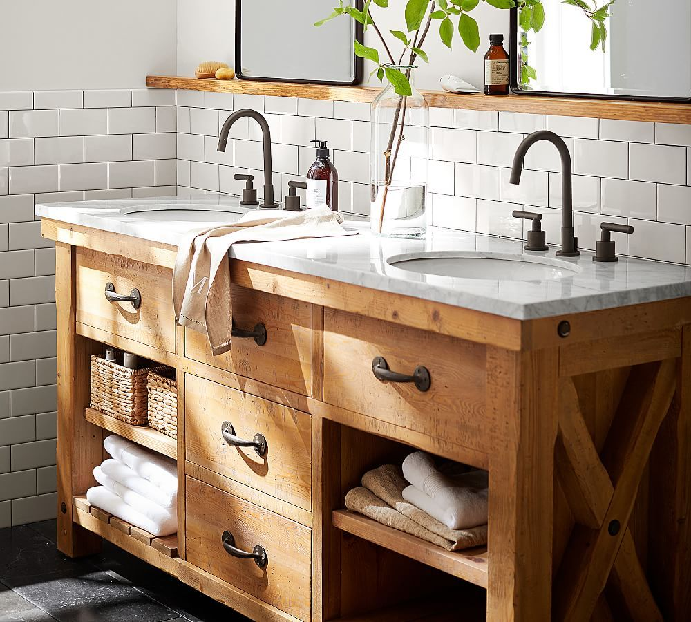 Benchwright Double Sink Vanity Ndash 72 Quot 8203 With Images