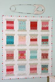 A Little Bit Biased: A Review of January's Quilting To-Do's