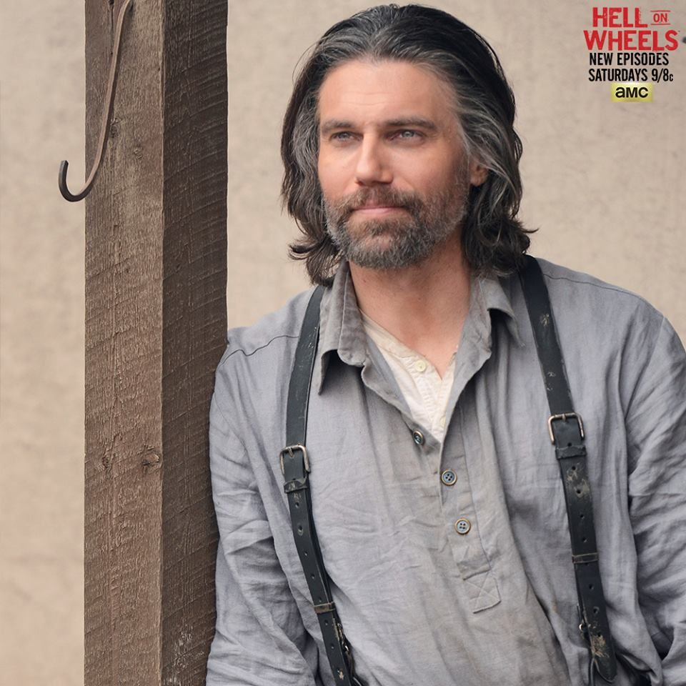 Pin On Anson Mount & Hell On Wheels Cast