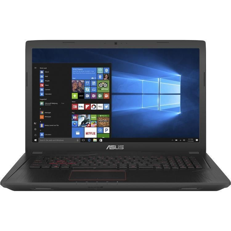Asus Rog Gaming 15 6 Full Hd Notebook Intel Core I7 7700hq 2 8ghz