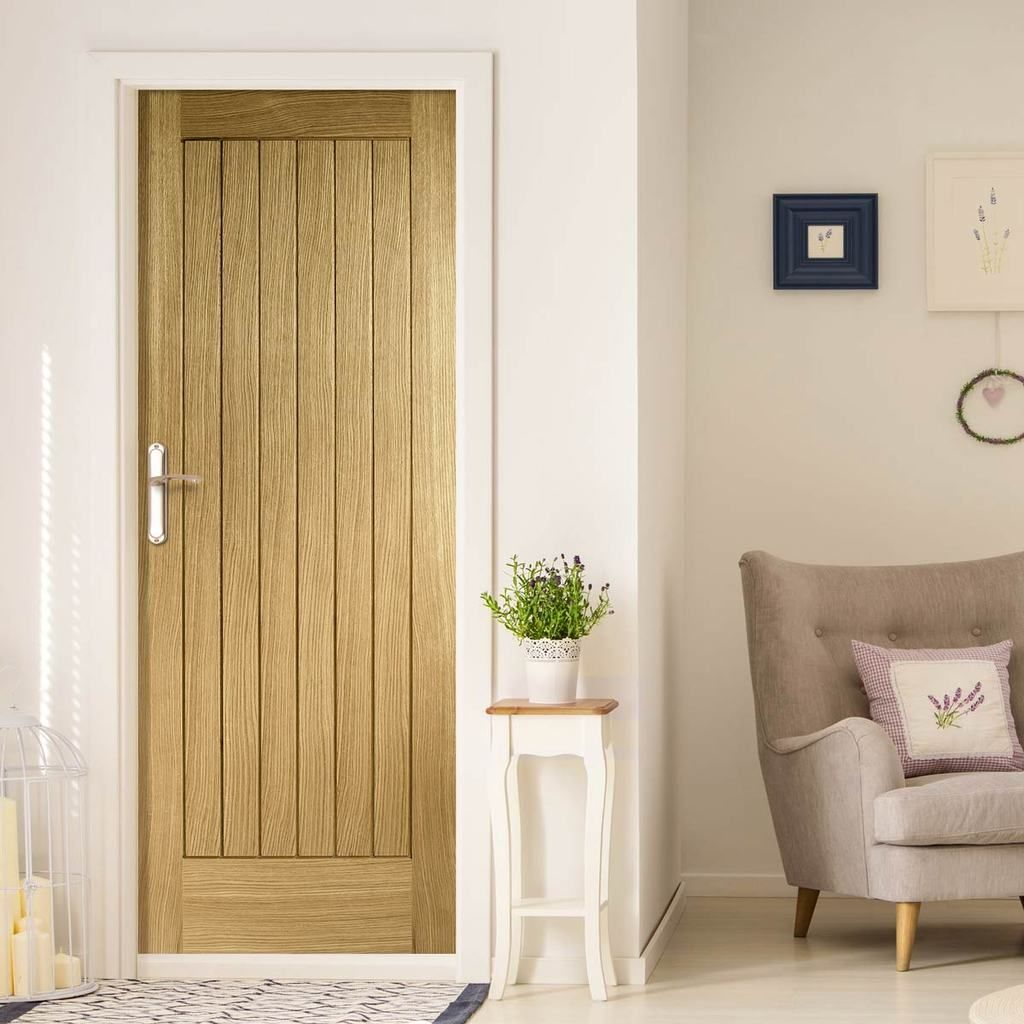 Fire Rated Suffolk Essential Oak Door Unfinished 1 2 Hour Fire Rated Fire Doors Oak Fire Doors Oak Doors