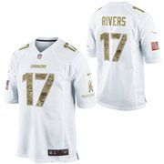 separation shoes 04d22 8421d Nike Philip Rivers San Diego Chargers Salute to Service Game ...