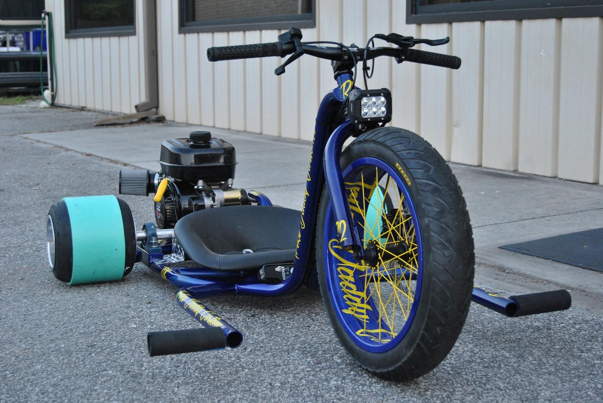 Larry\'s Trike   Drift trike, Honda and Vehicle