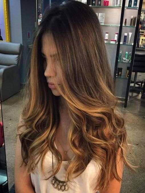 Ombre Hairstyles Amusing Gorgeous Long Ombre Hairstyles 2017 Summer Season Is Sparkling Time
