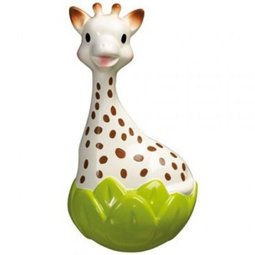 Sophie The Giraffe Musical Roly Poly Toy Baby Toys