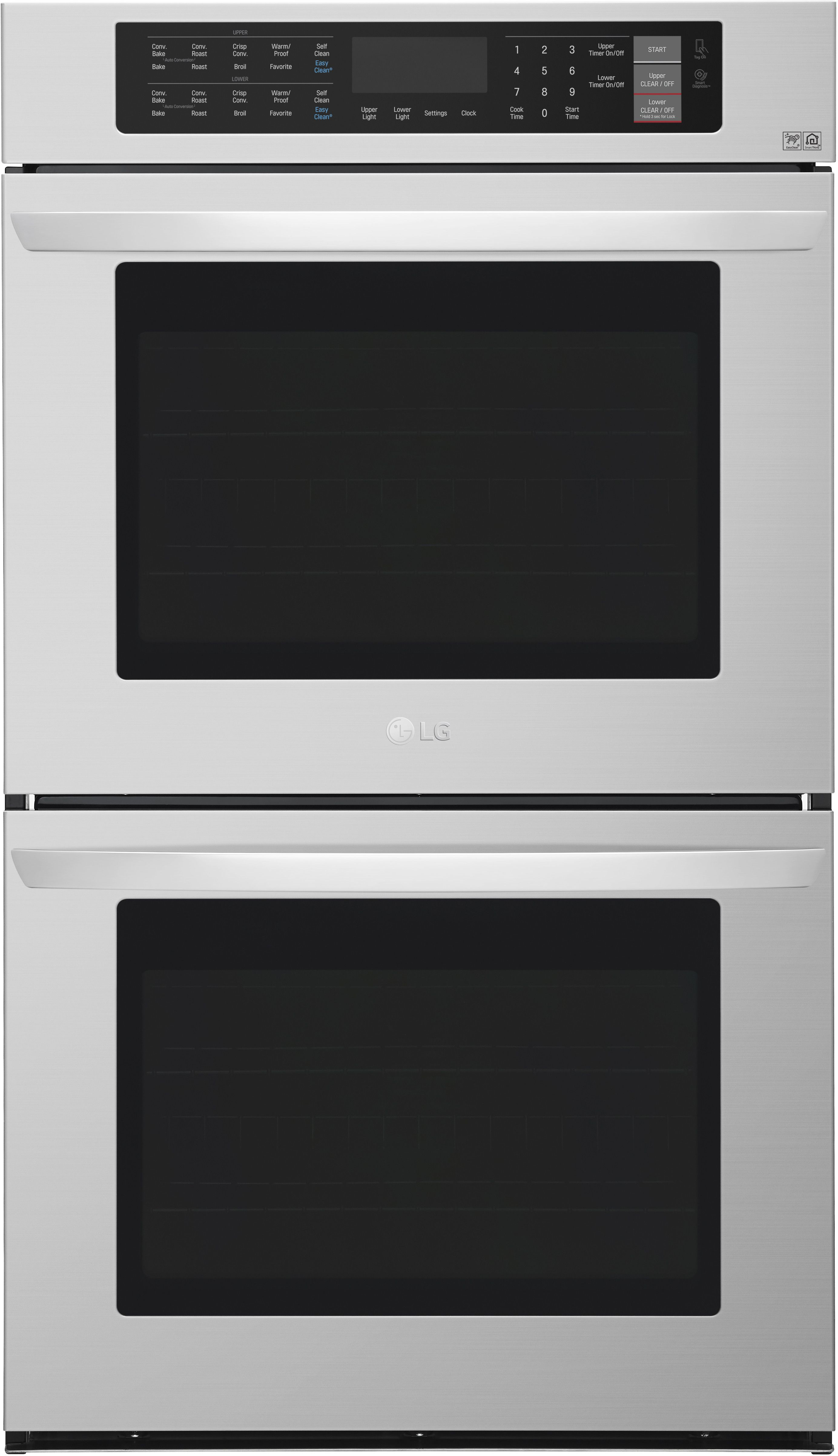 Lg Lwd3063st Wall Oven Convection Wall Oven Double Wall Oven