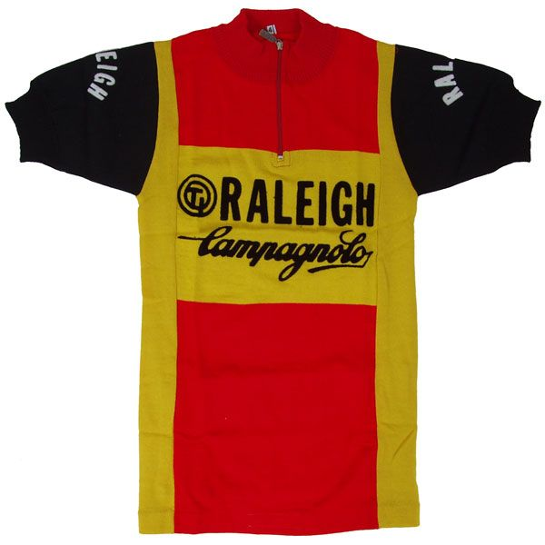 Ti Raleigh Campagnolo Team Wool Jersey