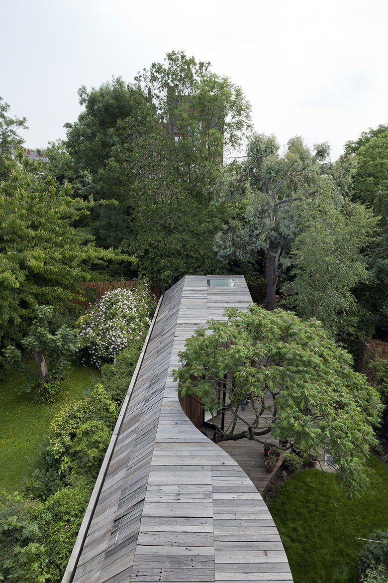 Tree House, London, 2013 - 6a Architects #extensions