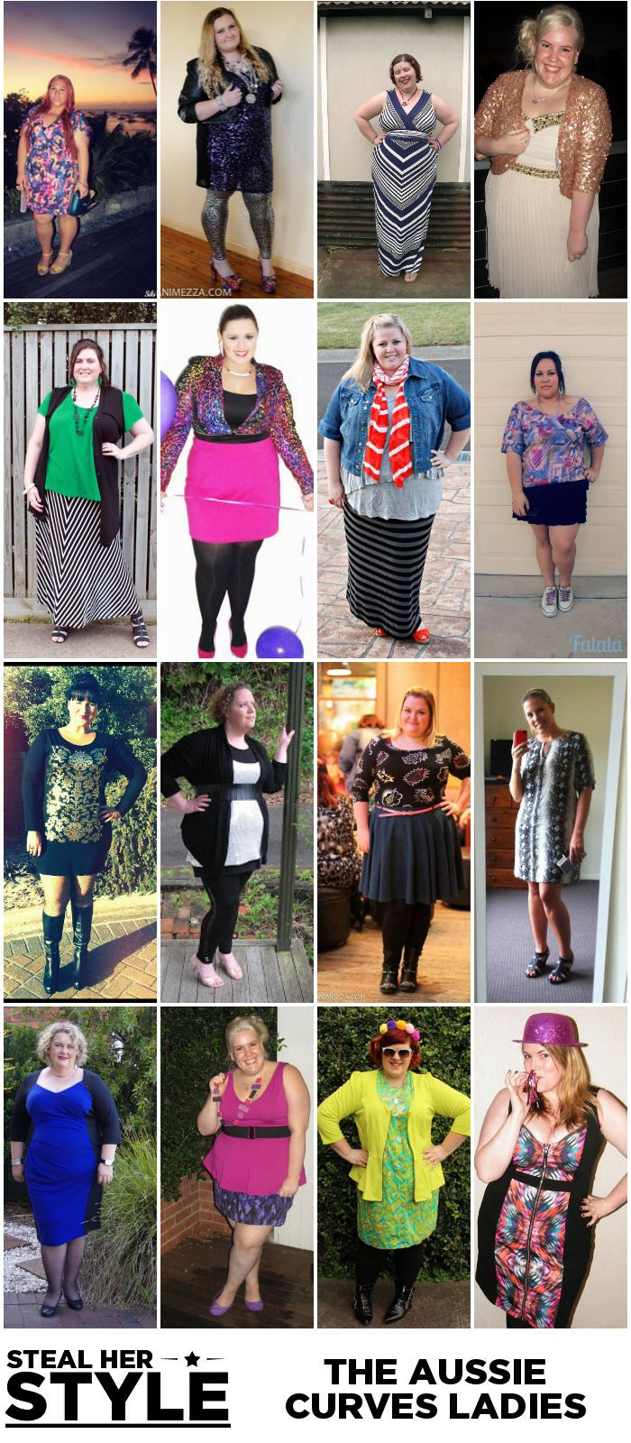 Steal Her Style: Aussie Curves #plus #size #fashion #style #outfit