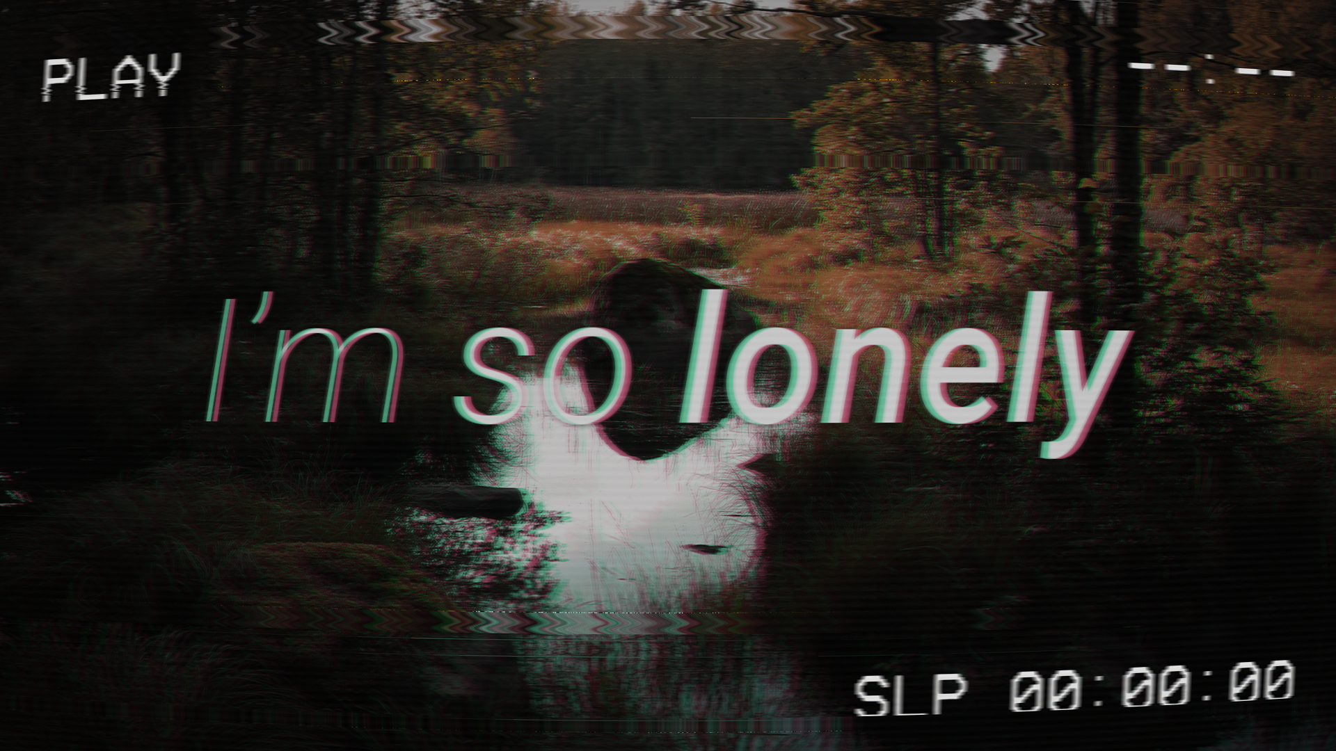 """I'm so lonely"" Edgy wallpaper [1920x1080] Edgy"