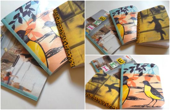 One of my favourite collections is my notebook collection. I love having notebooks, mini journals and pocket books and I always need to carry some of them with me wherever I go! So, I thought that ...
