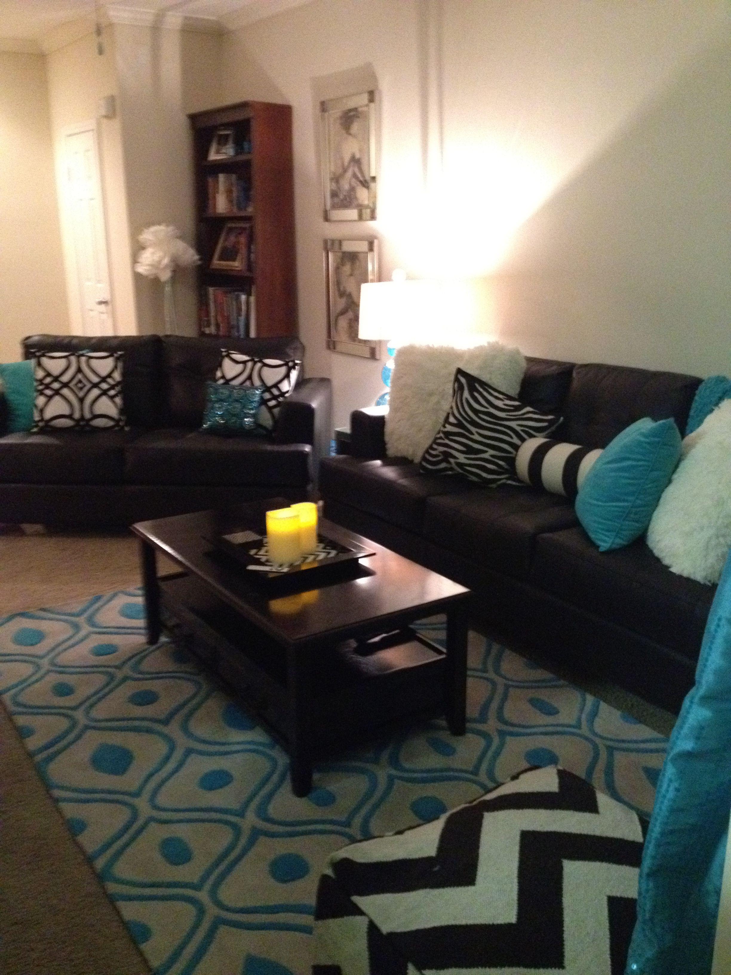 Condo Living Room Decorating Ideas: Apartment Living Room