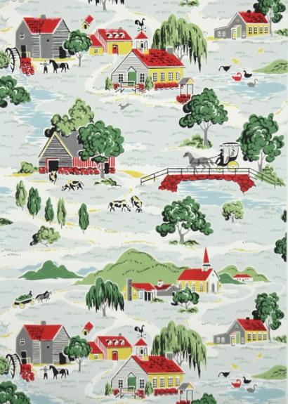 For A Retro Kitchen Vintage Wallpaper Vintage Wallpaper