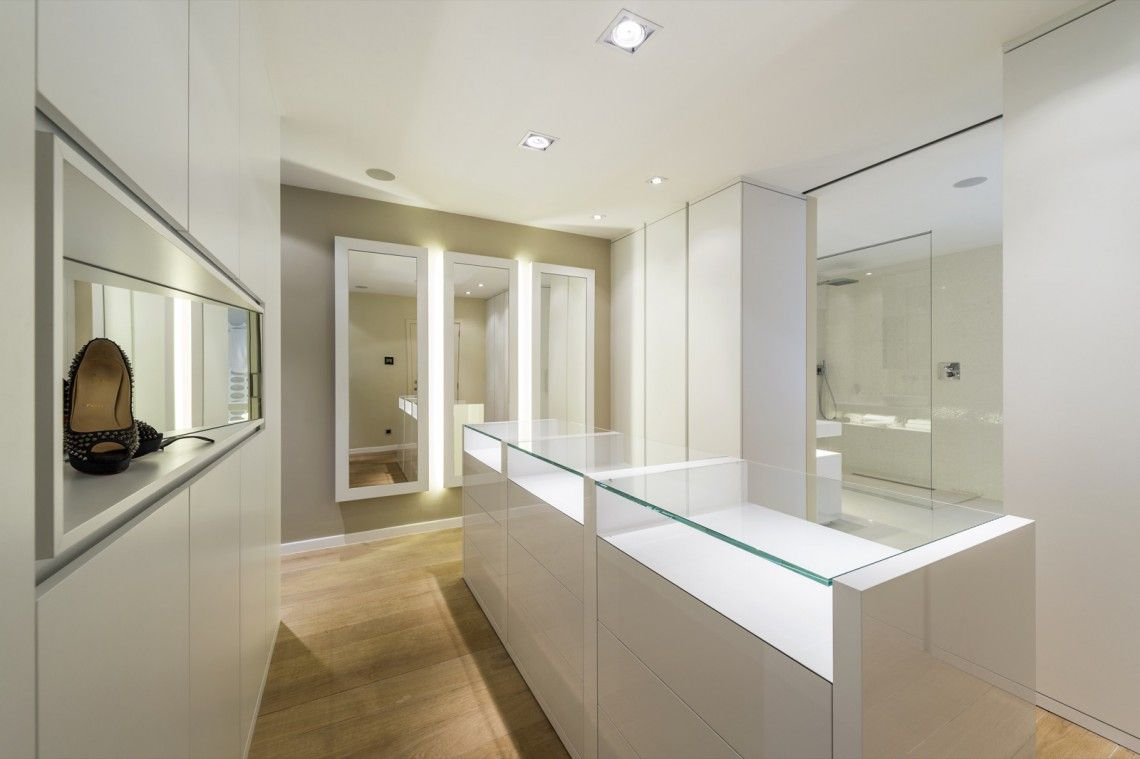 Qtd interieur architecten modern wit hoog □ exclusieve woon