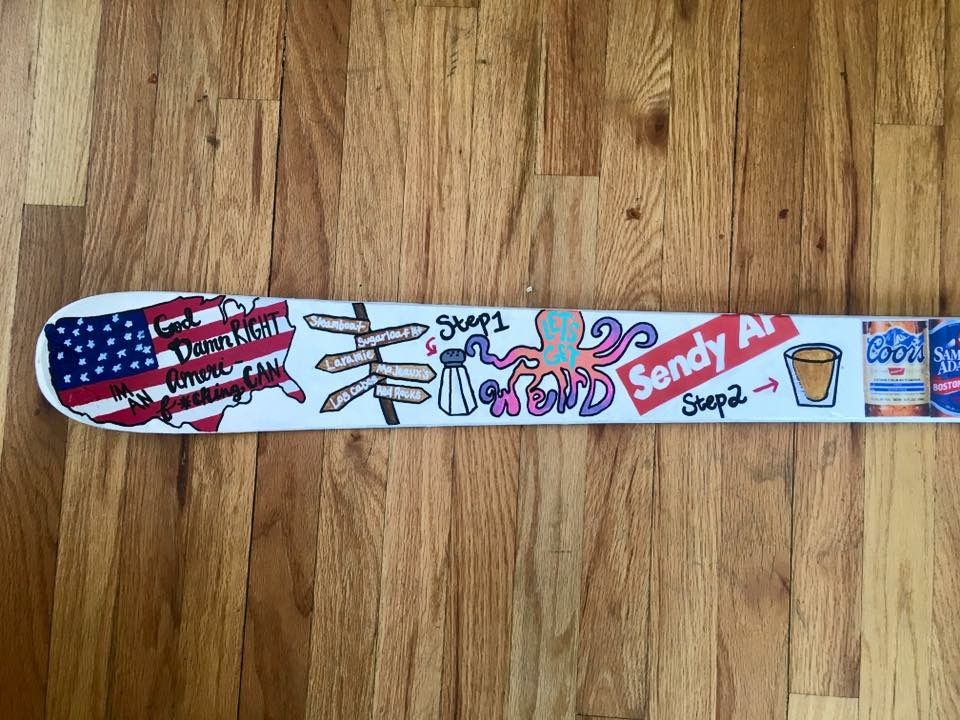 Pin by Sayeh Ebra on Shot Ski Shot ski, Candy, Skiing