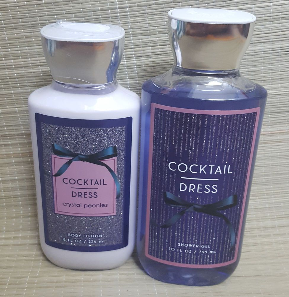 Bath And Body Works Cocktail Dress Crystal Peonies Shower Gel And Body Lotion Body Lotion Bath And Body Works Shower Gel [ 1000 x 976 Pixel ]