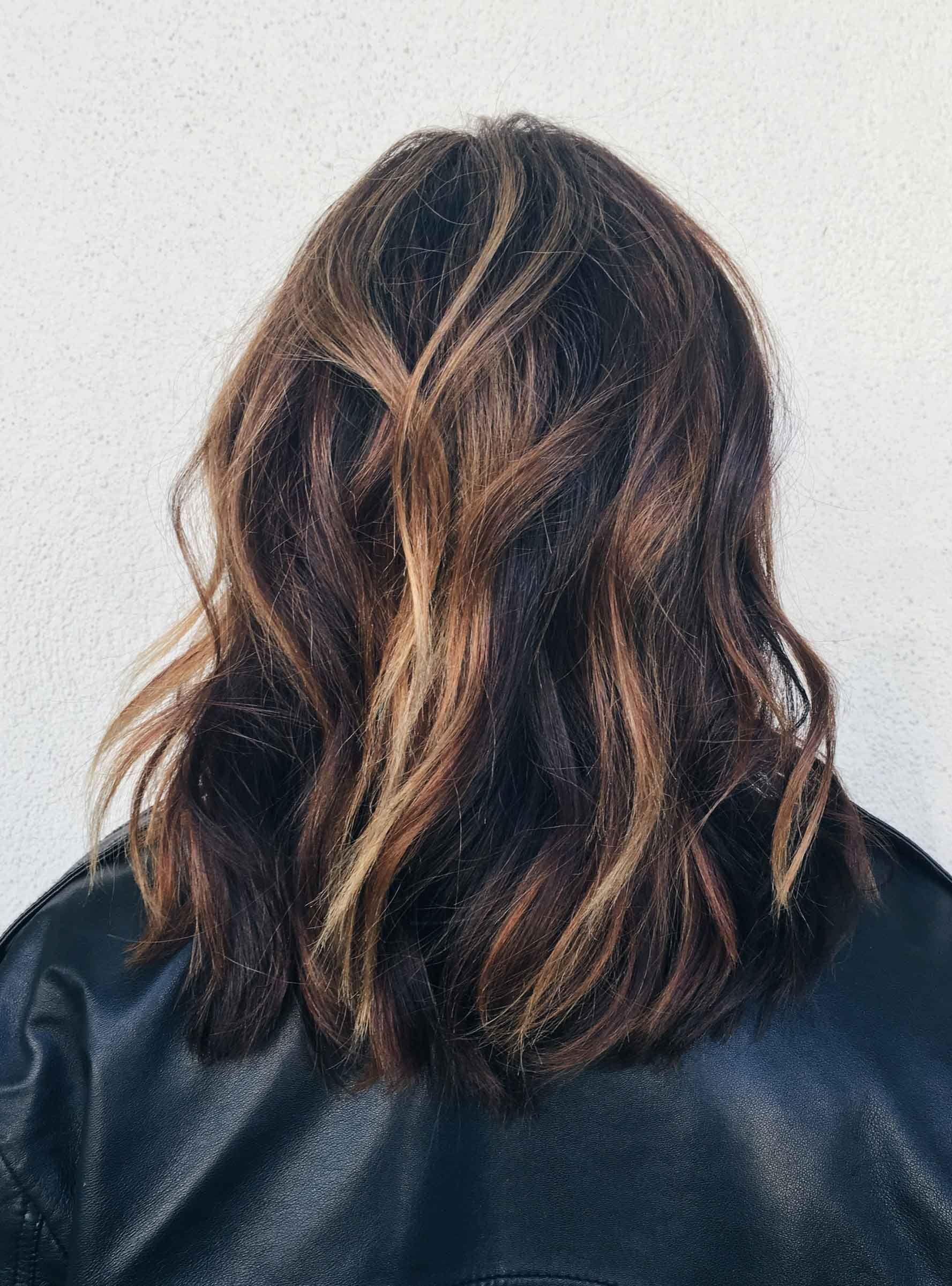 The 6 Biggest Hair Color Trends Taking L A This Fall