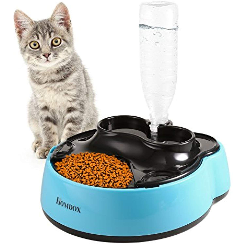 Homdox Pets Ceramic Drinking Fountain Pet Feeder Automatic Cat Feeder Automatic Water Fountain For Dogs Cats P Automatic Cat Feeder Cat Feeder Auto Cat Feeder
