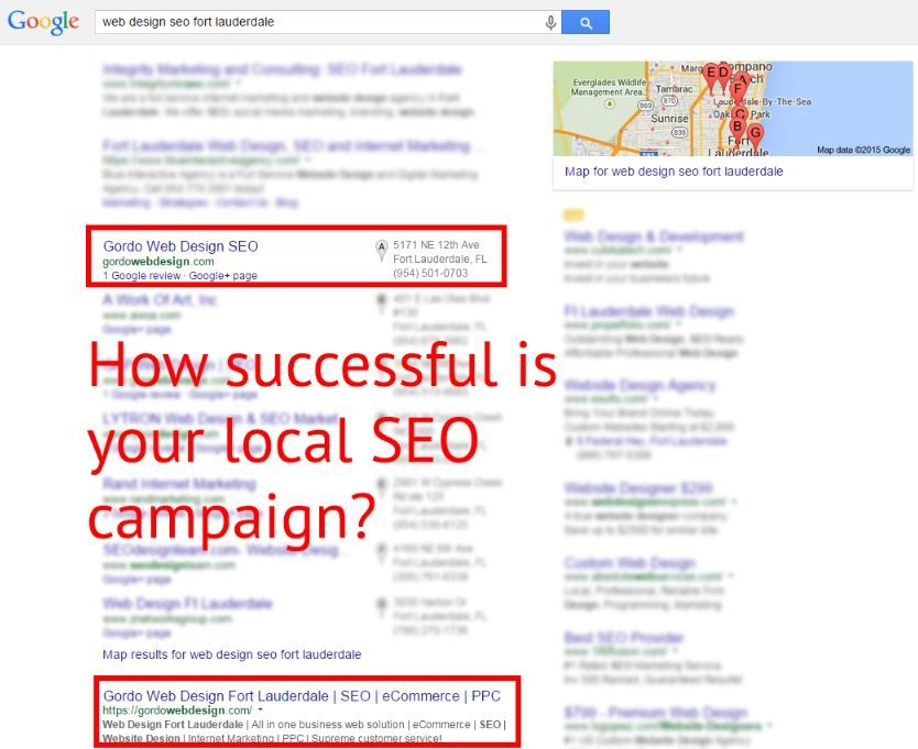Did your small business local SEO campaign hit its first quarter goals? - http://gordowebdesign.com/did-your-small-business-local-seo-campaign-hit-its-first-quarter-goals/ The second quarter of 2015 just started for your business and you (should) want to know how well your local SEO campaign performed. Did you hit your Q1 goals? Has traffic to your website increased? How many new local business directory citations did you add? How many new reviews did you gather?... #Analyt