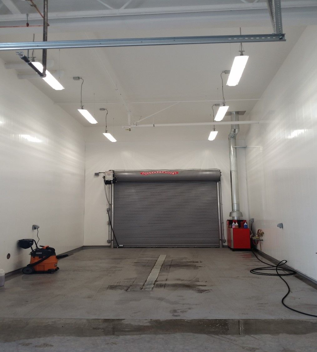 Low Cost And Low Maintenance Garage Wall Panels In 2020 Washing Walls Insulating Garage Walls Garage Walls