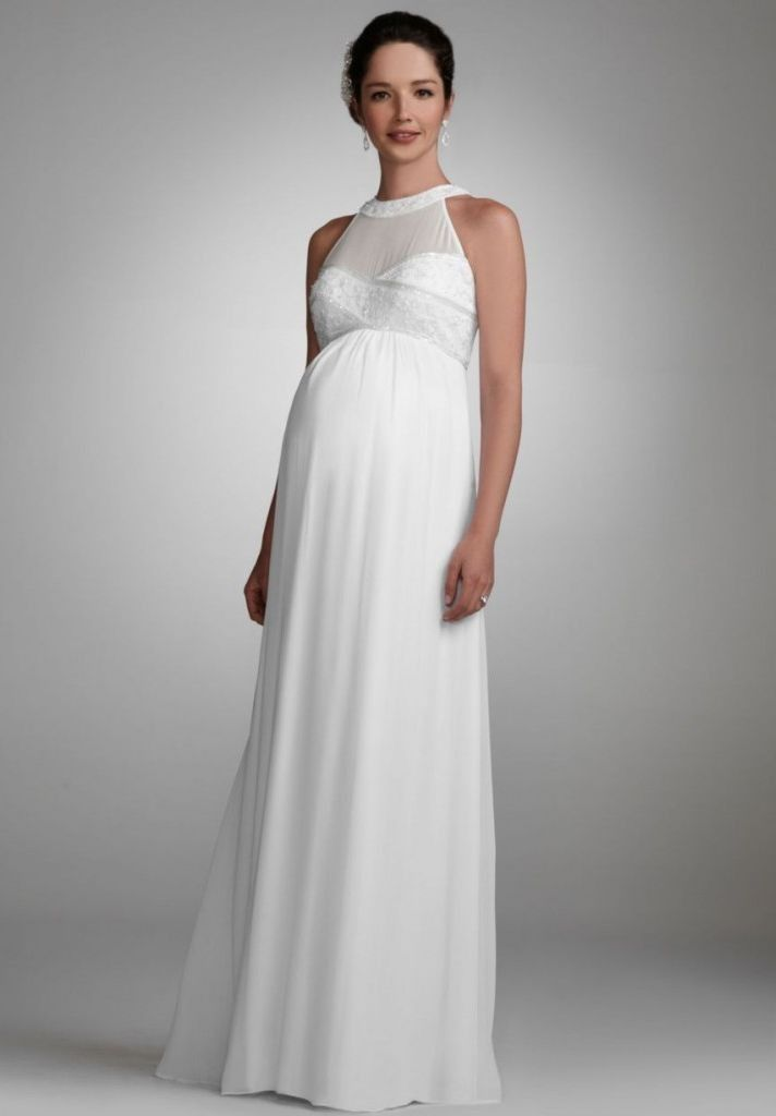 pictures of pregnant women wedding dresses | How to Choose ...