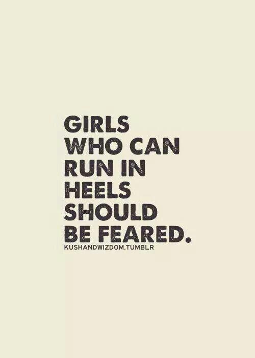 Be afraid, be very afraid.