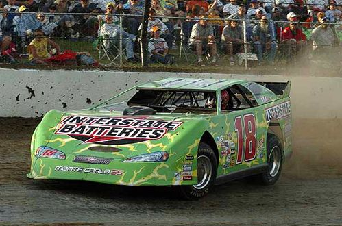 Kyle Busch Dirt Late Model Dirt Track Raicng Pinterest