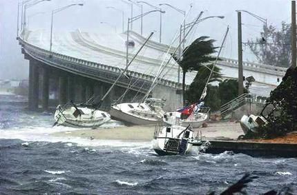 Hurricane Charley Photos Florida Downer Rinker Faces