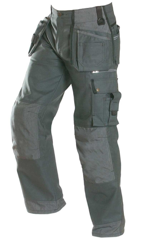 b74cf1cccac Faceline Workwear Pants - JUBILEE Workwear Collection - products new home -  Faceline Workwear Jubilee Tool Pocket Pants Grey by Björnkläder