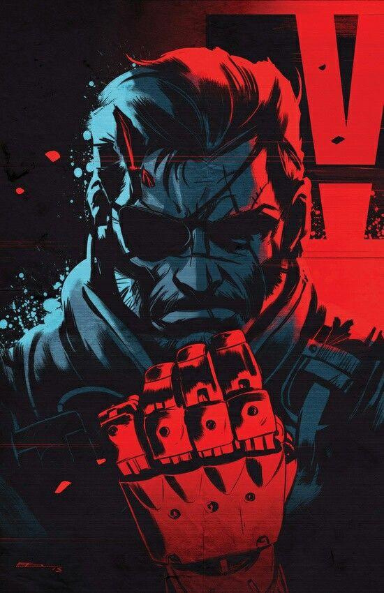 Mgs Venom Snake ~ Big Boss