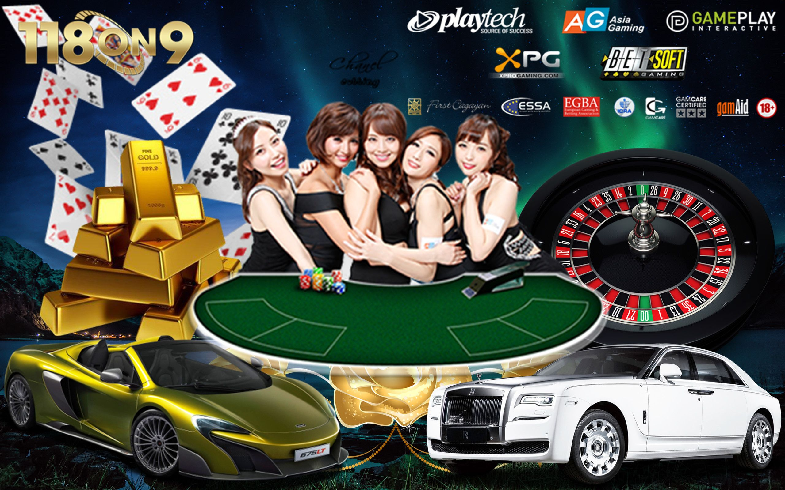 Explosive Fun at 118ON9, an Online Casino in