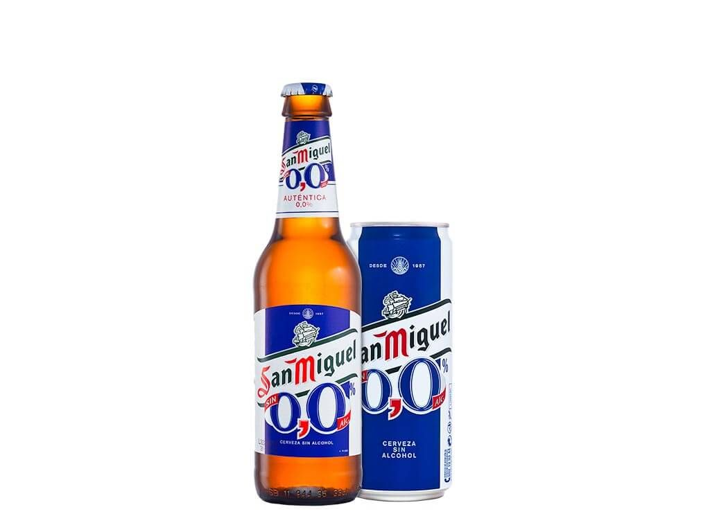 Cerveza sin alcohol para el 29 de septiembre. #CatholicCuisine
