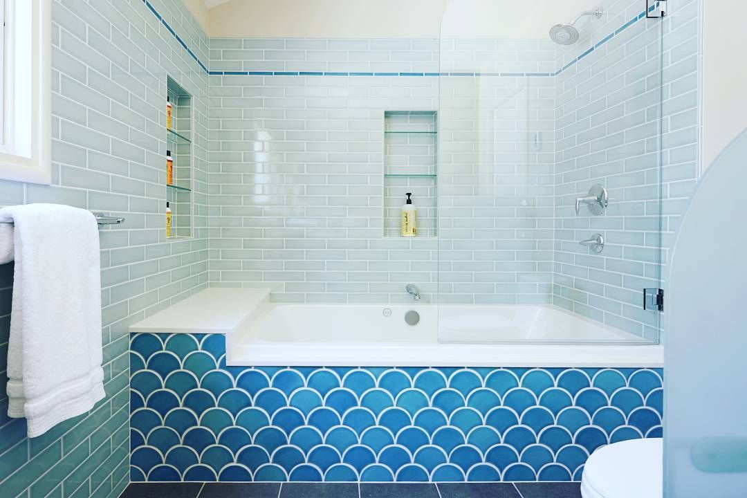 This beautiful bath is designed by our new dealer Custom Kitchens by ...