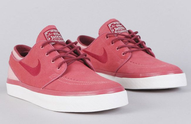 Asociar Credo Barrio  Nike SB Zoom Stefan Janoski | Light Redwood / Team Red - EU Kicks: Sneaker  Magazine | Nike sb shoes, Mens vans shoes, Nike