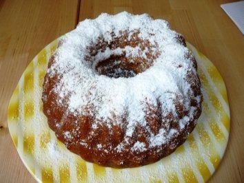 Kuchen/Torten: Rührkuchen mit Sahne statt Butter - Rezept