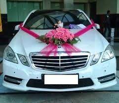 Kreasi Dekorasi Kartini Bunga Hias Mobil Pengantin Mobil Bunga Pengantin
