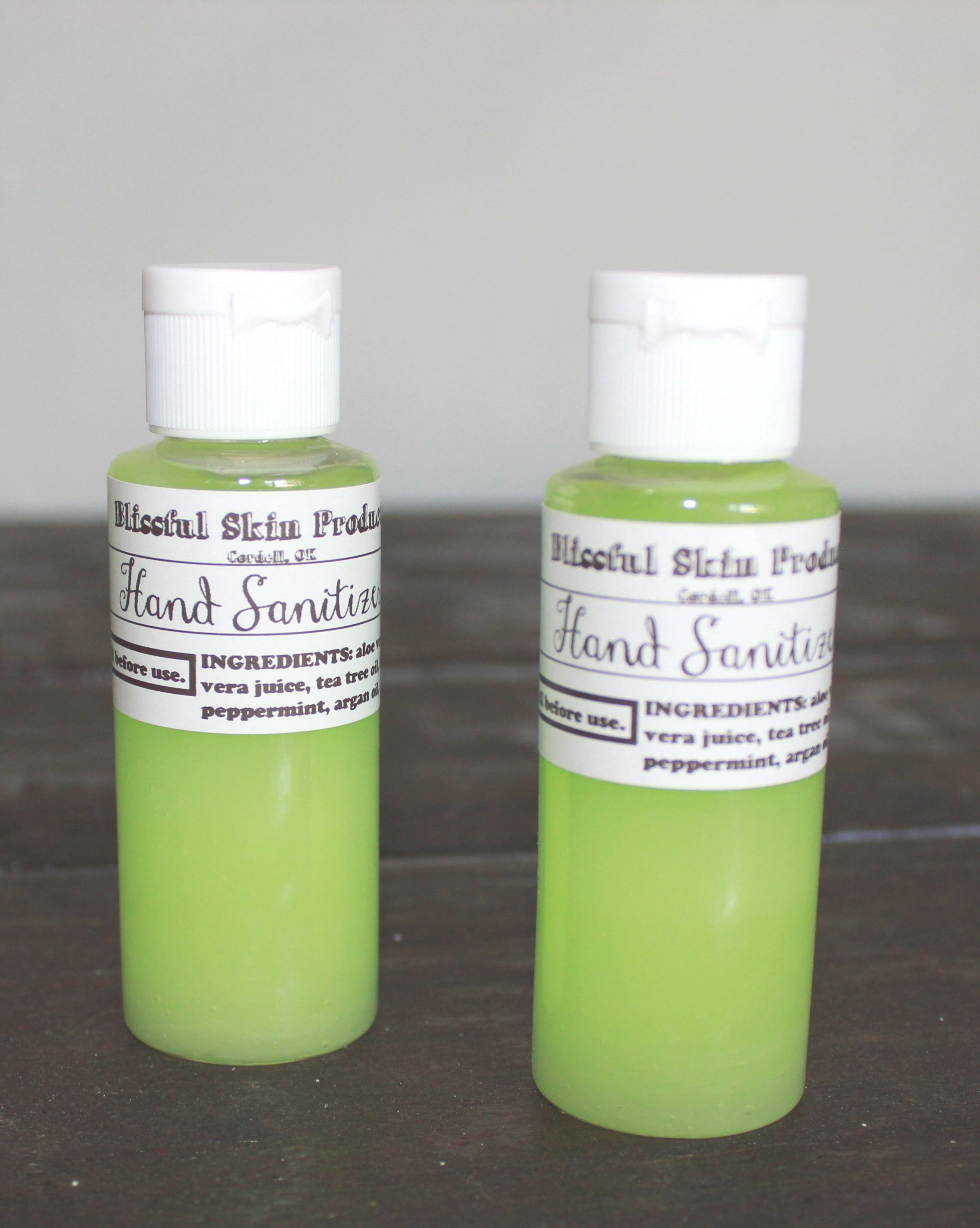 Natural Hand Sanitizer L Organic L Essential Oils L Hand Sanitizer
