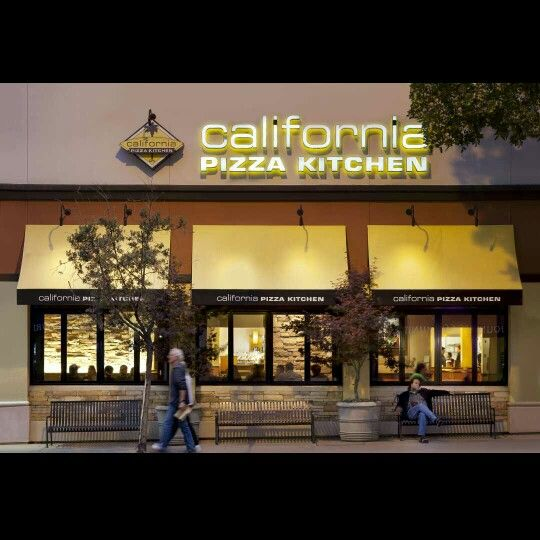 California Pizza Kitchen Yummy foods Pinterest California