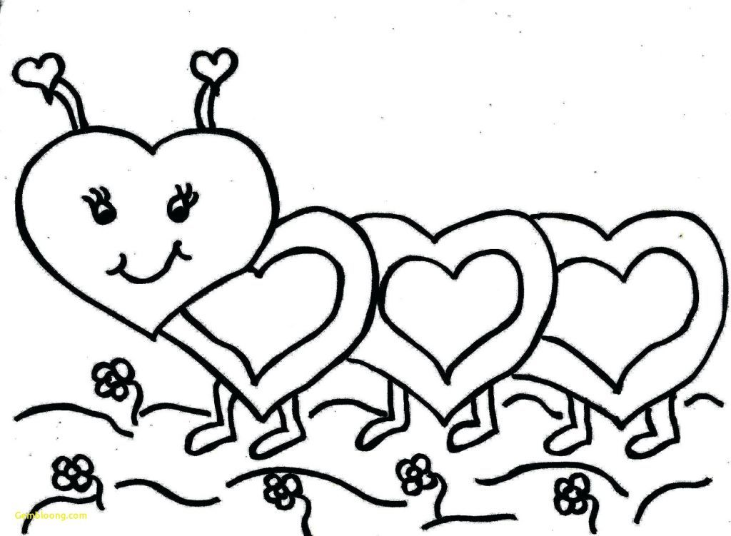 Cute Valentine Cute Heart Coloring Pages Valentines Day Coloring Page Heart Coloring Pages Love Coloring Pages