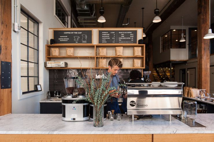 A good coffee lovers guide to philadelphia modern