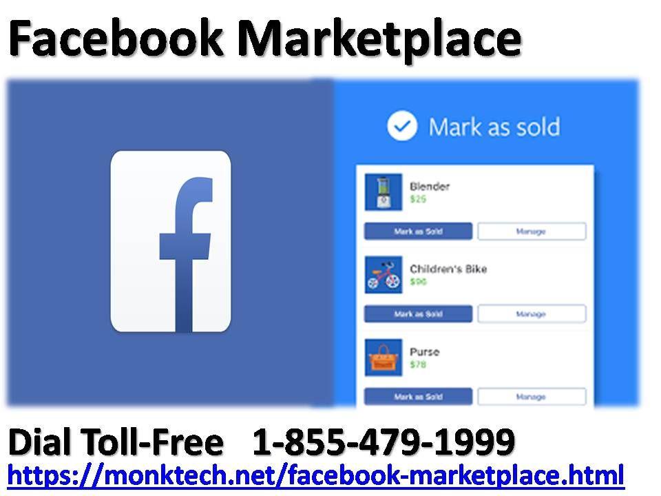 Facebook Marketplace 1 833 886 8700 Ads Facebook Facebook