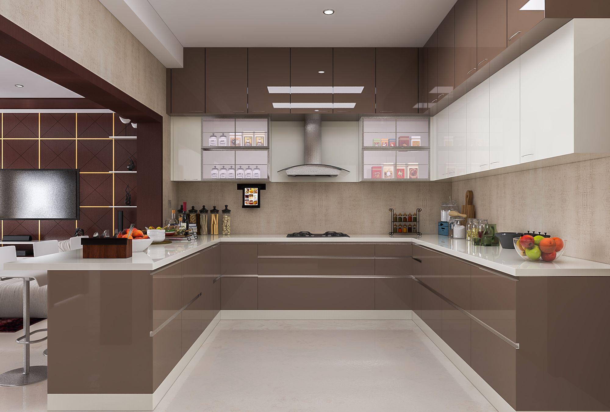 Classy Kitchen   Bonito designs   Kitchen interior design modern ...