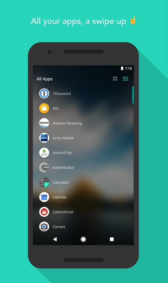 Evie Launcher Alternatives and Similar Apps